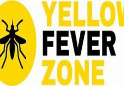 yellow fever zone